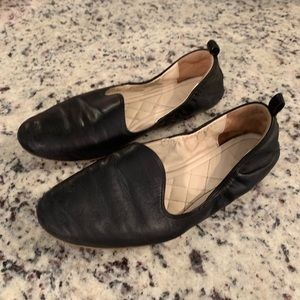 Cole Haan Black Loafer Flats - Size 9